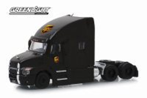 2019 Mack Anthem Truck Cab, United Parcel Service - Greenlight 45070/48 - 1/64 scale Diecast Model Toy Car