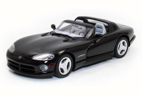 Dodge Viper RT/10 Convertible, Black - GT Spirit US003 - 1/18 Scale Resin Collectible Model Car