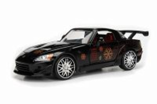 2000 Honda S2000 (Johnny Tran), Fast & Furious - Jada 99557 - 1/24 Scale Diecast Model Toy Car