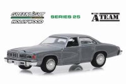 1977 Pontiac LeMans, The A-Team - Greenlight 44850C/48 - 1/64 scale Diecast Model Toy Car