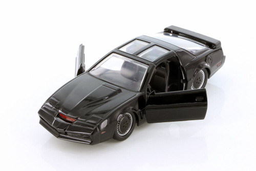 1982 Pontiac Firebird Trans Am, Knight Rider K.I.T.T. - Jada 30923DP1 - 1/32 scale Diecast Model Toy Car