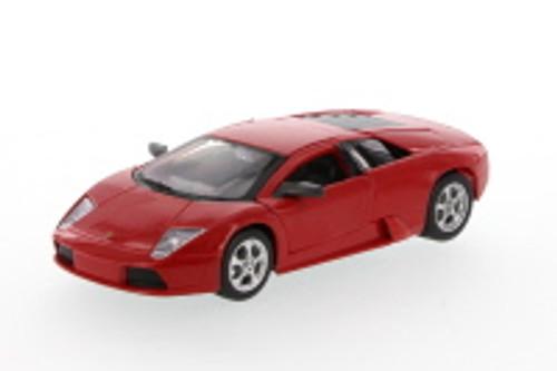 Lamborghini Murcielago Hard Top, Red - Showcasts 34238 - 1/24 Scale Diecast Model Toy Car