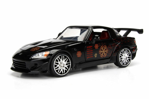 2000 Honda S2000 Johnny Tran, Fast & Furious - Jada 99541 - 1/24 Scale Diecast Model Toy Car