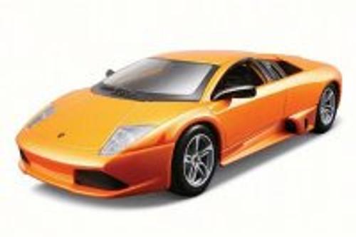 Lamborghini Murcielago LP640, Orange - Maisto 31292 - 1/24 Scale Diecast Model Toy Car