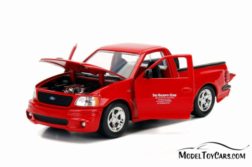 Ford F-150 SVT Lightning Pickup Truck, The Fate of the Furious - Jada 99574/4 - 1/24 Scale Diecast Model Toy Car