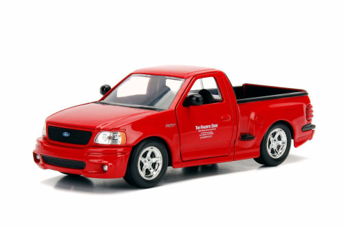 Ford F-150 SVT Lightning Pickup Truck, The Fate of the Furious - Jada 99796 - 1/24 Scale Diecast Model Toy Car