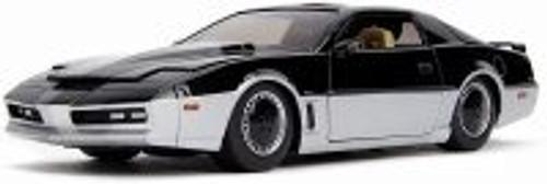 1982 Pontiac Firebird with Working Lights, Knight Rider K.A.R.R. - Jada 31115 - 1/24 scale Diecast Model Toy Car