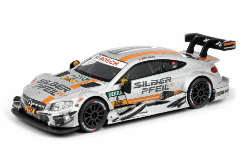 2017 Mercedes-Benz AMG 63 DTM #6, Robert Wickens - RMZ City 440999C - 1/43 Scale Diecast Model Toy Car
