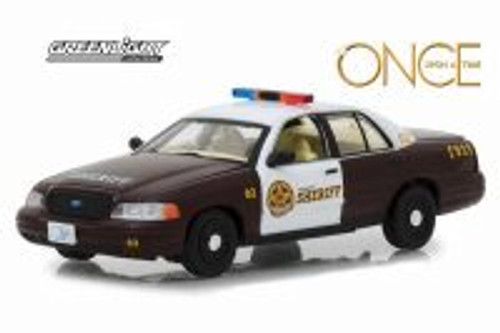 2005 Ford Crown Victoria, Once Upon a Time - Greenlight 86525 - 1/43 scale Diecast Model Toy Car