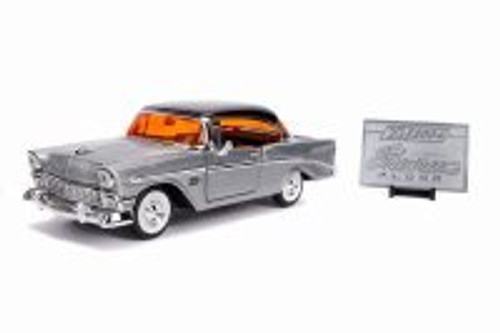 1969 Chevy Belair with Diecast Mosaic Tile, 20th Anniversary - Jada 31081 - 1/24 scale Diecast Model Toy Car