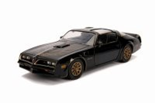 1977 Pontiac Firebird, Smokey and the Bandit - Jada 31105 - 1/24 Scale Diecast Model Toy Car