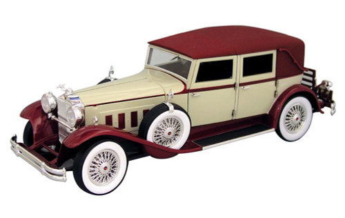 1930 Packard LeBaron, Tan - Signature Models 18115 - 1/18 Scale Diecast Model Toy Car