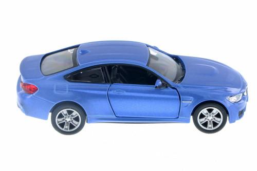 BMW M4 Coupe, Blue - RMZ City 555035 - Diecast Model Toy Car