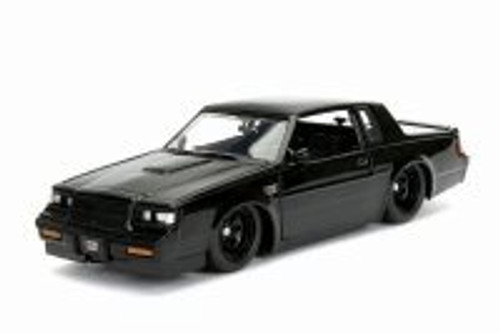 Buick Grand National, F8 'The Fate and the Furious' - Jada 99559 - 1/24 Scale Diecast Model Toy Car