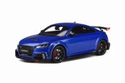 Audi ABT TT RS-R Hardtop, Blue - GT Spirit GT269 - 1/18 scale Resin Model Toy Car
