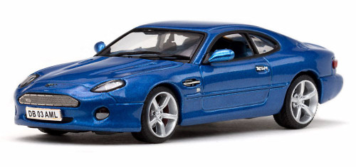 Aston Martin DB7GT, Blue - Sun Star 20675 - 1/43 Scale Diecast Model Toy Car