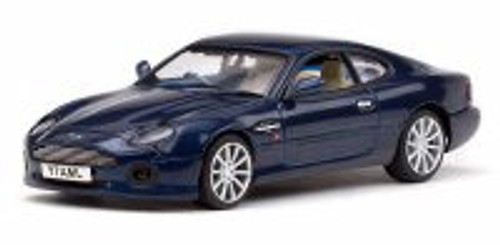 Aston Martin DB7 Vantage, Blue - Sun Star 20652 - 1/43 Scale Diecast Model Toy Car