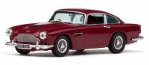 Aston Martin DB4, Maroon - Sun Star 20500 - 1/43 Scale Diecast Model Toy Car