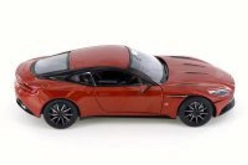 Aston Martin DB11, Dusk Orange - Motor Max 79345/16D - 1/24 Scale Diecast Model Toy Car