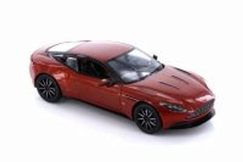Aston Martin DB11 Hard Top, Orange - Showcasts 79345OR - 1/24 scale Diecast Model Toy Car