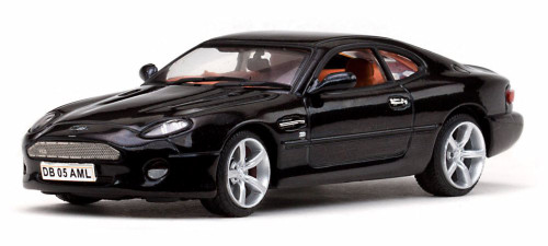 Aston Martin DB7GT, Black - Sun Star 20677 - 1/43 Scale Diecast Model Toy Car