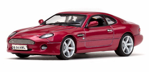 Aston Martin DB7GT, Red - Sun Star 20676 - 1/43 Scale Diecast Model Toy Car