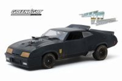 1973 Ford Falcon XB Weathered Version Hardtop, Last of the V8 Interceptors - Greenlight 13559 - 1/18 scale Diecast Model Toy Car