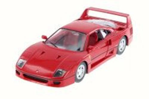 Ferrari 440, Red - Bburago 26016D - 1/24 Scale Diecast Model Toy Car (Brand New, but NOT IN BOX)
