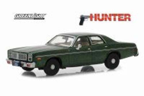 1978 Dodge Monaco, Hunter - Hunterlight 86537 - 1/43 scale Diecast Model Toy Car