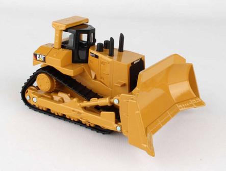 Caterpillar Bulldozer, Yellow - Daron CAT39522 - 1/63 Scale Diecast Construction Vehicle