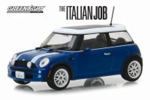 2003 Mini Cooper, The Italian Job (2003) - Greenlight 86546 - 1/43 scale Diecast Model Toy Car