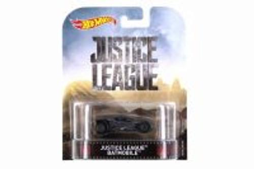 Batmobile, Justice League - Hot Wheels FVD03-956A - 1/64 Scale Diecast Model Toy Car