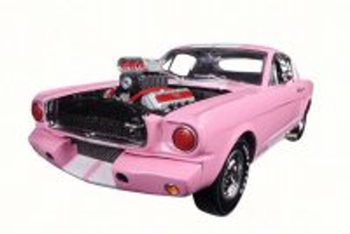 1965 Shelby GT 350R, Pink - Shelby SC176 - 1/18 Scale Diecast Model Toy Car