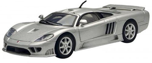 Saleen S7, Silver - Showcasts 73279 - 1/24 Scale Diecast Model Toy Car