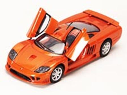 Saleen S7, Copper - Motormax 73279 - 1/24 scale Diecast Model Toy Car