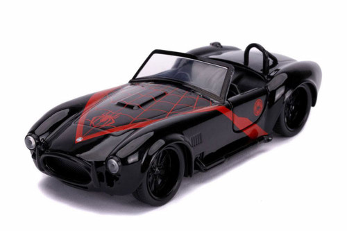 1965 Shelby Cobra 427 S/C, Spiderman - Jada 31743 - 1/32 scale Diecast Model Toy Car