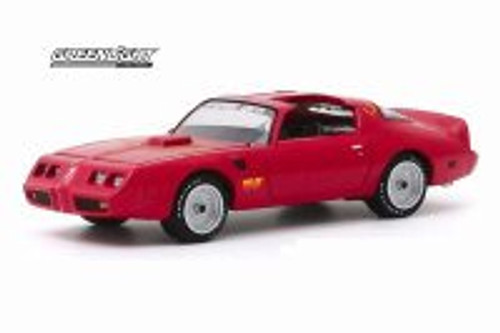 1979 Pontiac Firebird T/A, 'Fire Arm' by Very Special Equipment (VSE) - Greenlight 30147/48 - 1/64 scale Diecast Model Toy Car