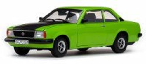 Opel Ascona B SR, Green - Sun Star 5386 - 1/18 Scale Diecast Model Toy Car