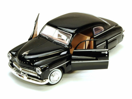 1949 Mercury, Black - Showcasts 73225 - 1/24 Scale Diecast Model Car (Brand New, but NOT IN BOX)
