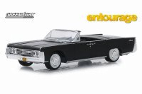 1965 Lincoln Continental Convertible, Entourage - Greenlight 44820/48 - 1/64 scale Diecast Model Toy Car