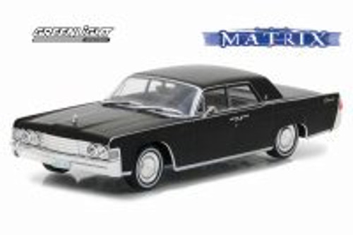 1965 Lincoln Continental Hard Top, The Matrix - Greenlight 86512 - 1/43 scale Diecast Model Toy Car