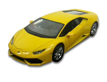 Lamborghini Huracan LP610-4, Yellow - Maisto 31509 - 1/24 Scale Diecast Model Toy Car