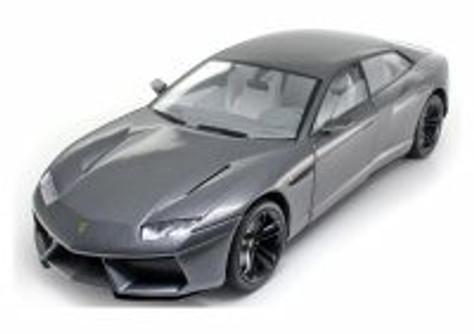 Lamborghini Estoque, Gray - Motormax 79157 - 1/18 Scale Diecast Model Car