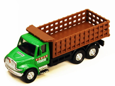 International Farm Delivery Truck, Green - Showcasts 2113D - 5 Inch Scale Diecast Model Replica