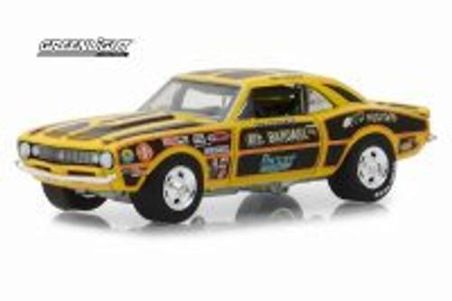 1967 Chevy Camaro, 427 Mr. Bardahl - Greenlight 29987/48 - 1/64 scale Diecast Model Toy Car