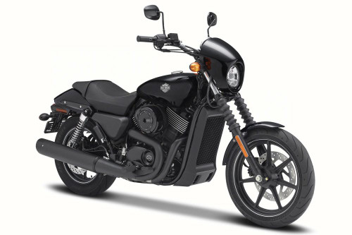 2015 Harley-Davidson Street 750, Black - Maisto 31360-34 - 1/18 Scale Diecast Motorcycle