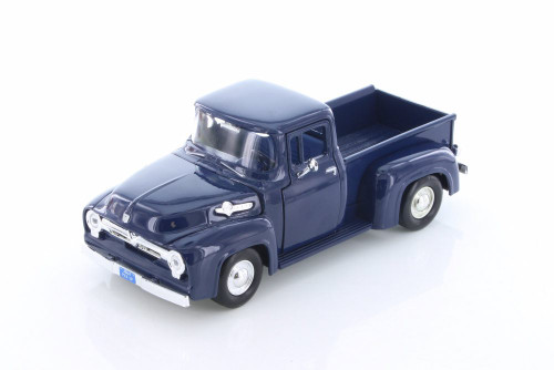 1956 Ford Pick Up, Blue - Showcasts 73235/16D - 1/24 Scale Diecast Model Toy Car