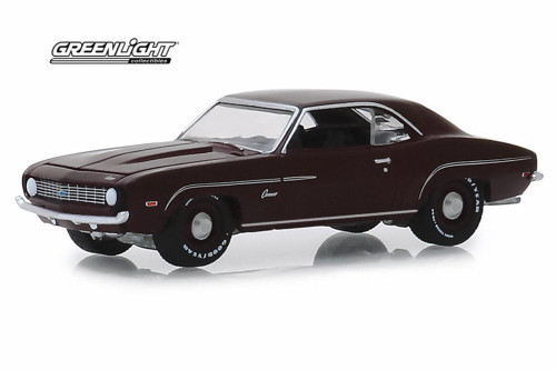 1969 Chevy COPO Camaro, COPO Turns 50 - Greenlight 27980/48 - 1/64 scale Diecast Model Toy Car