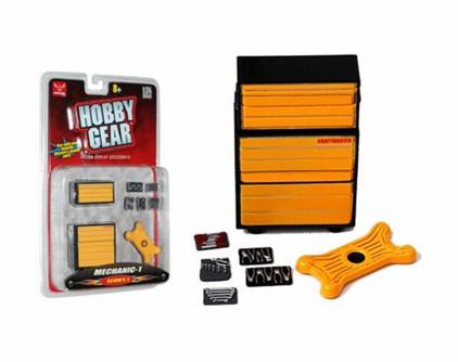 Mechanic Set #1 - Phoenix 16051 - 1/24 Scale Diecast Car Accessory