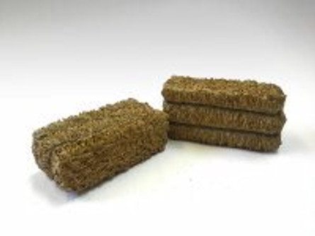 Hay Bale, Dark Yellow - American Diorama Accesories 23987 - 1/24 scale